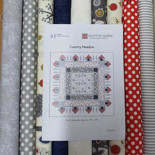Country Meadow Quilt Pack