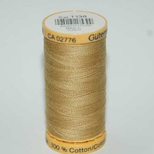 Gutermann Cotton 250m Tan