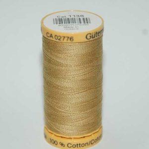 Gutermann Cotton 250m Tan