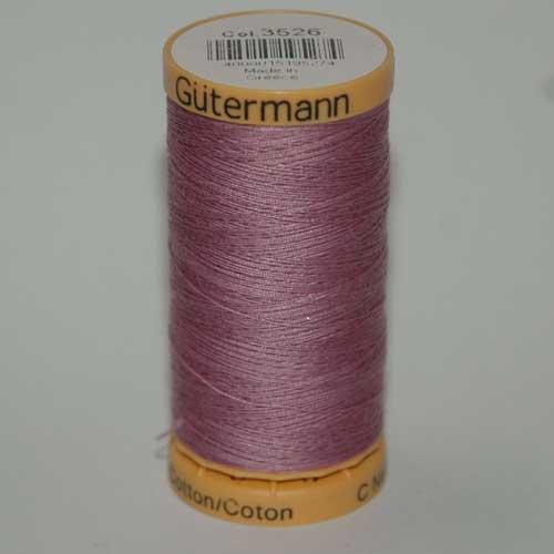 Gutermann Cotton 250m Mauve