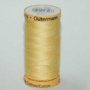 Gutermann Cotton 250m Daffodil