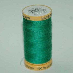 Gutermann Cotton 250m Jade Green
