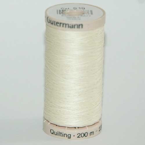 Gutermann Quilting Cotton 200m #919