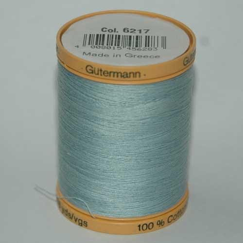 Gutermann Cotton 800m Pale Blue