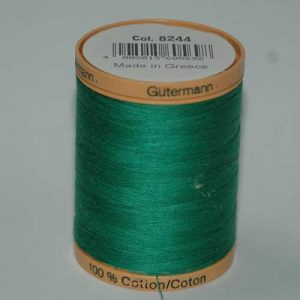Gutermann Cotton 800m Jade Green