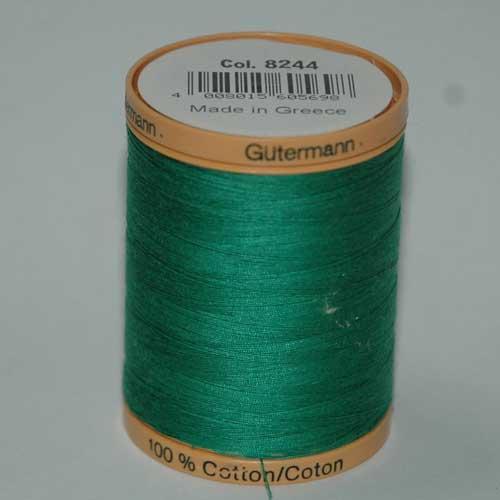 Gutermann Cotton 800m Jade Green