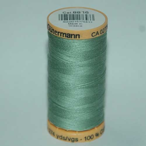 Gutermann Cotton 250m Green
