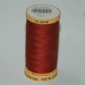 Gutermann Cotton 250m Rust