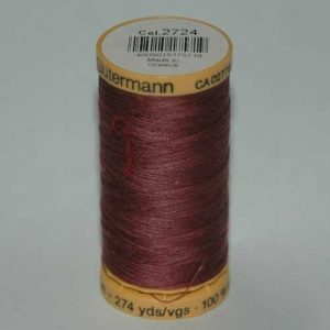 Gutermann Cotton 250m Plum