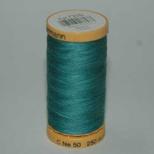 Gutermann Cotton 250m Teal