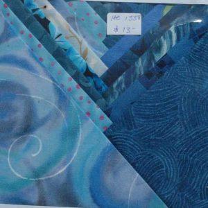 """Charm Squares 6 1/2"""" Blue"""
