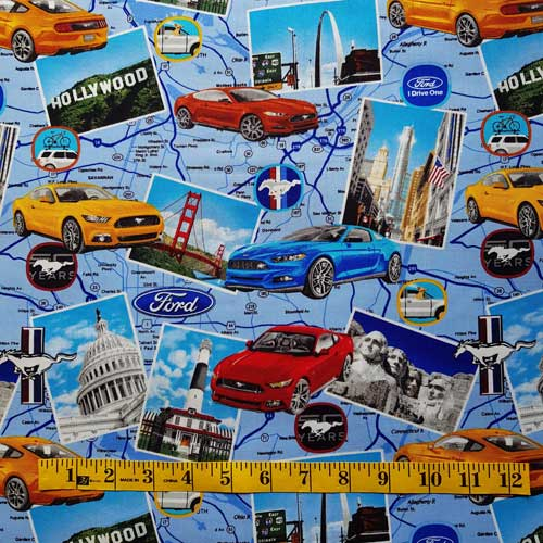 Ford Postcards