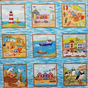 Seaside Squares
