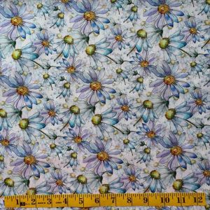 Leah Collection White Daisies