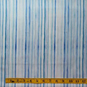 Leah Collection Blue Stripe