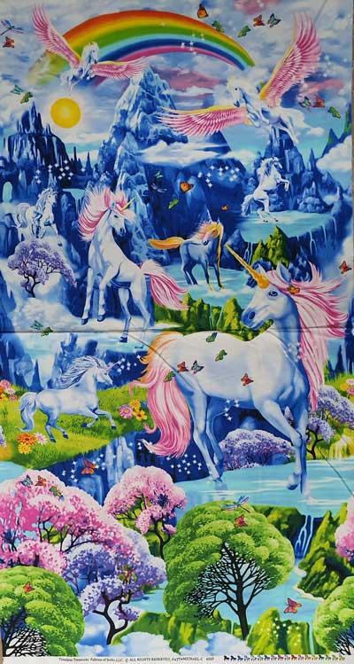 Panel Unicorns