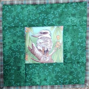 Pot Holder Kookaburra