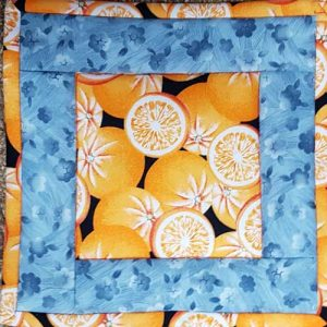 Pot Holder Oranges