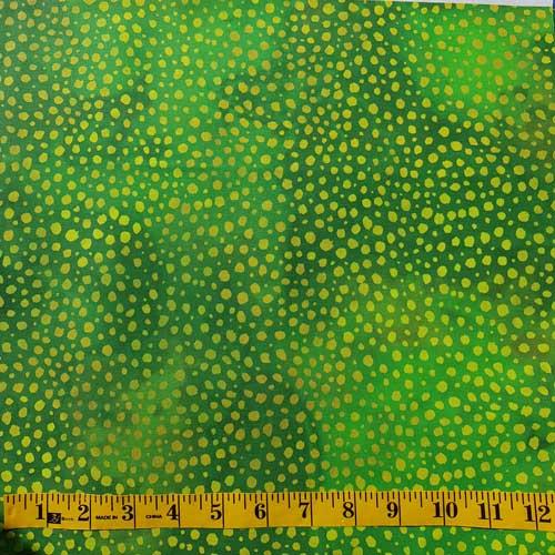Safari Green Spot