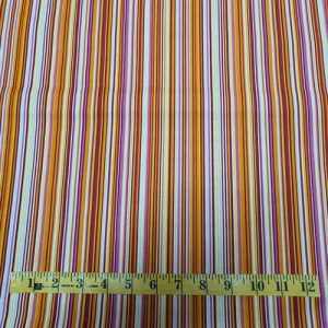 Simply Stripes Orange Pink