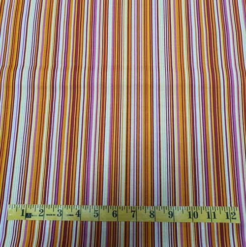 Simply Stripes Orange Pink