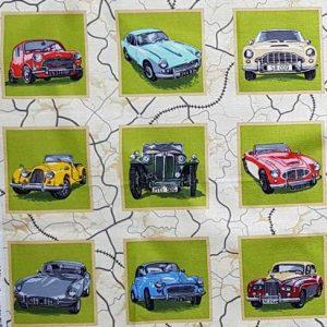 Classic Cars Squares