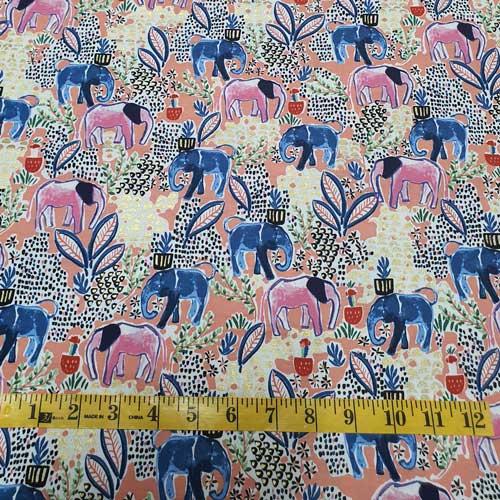 Elephants Garden Animals