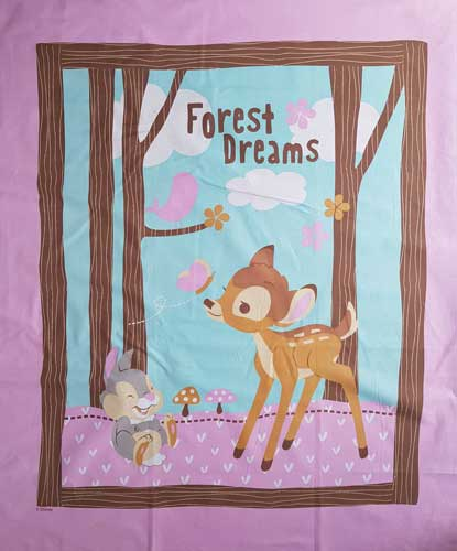Bambi Woodland Dream
