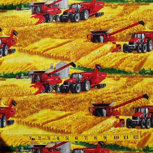Case Tractor allover