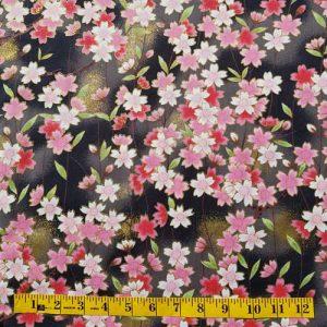 Oriental Cherry blossom Black