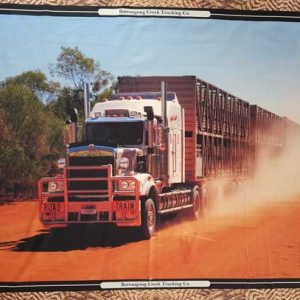 Road Train Cattle
